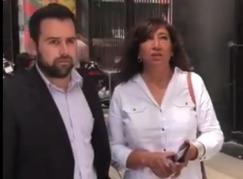 La Intendenta Silvia Gaitan realiza gestiones en Nación la continuidad de los Planes Sociales [VIDEO]