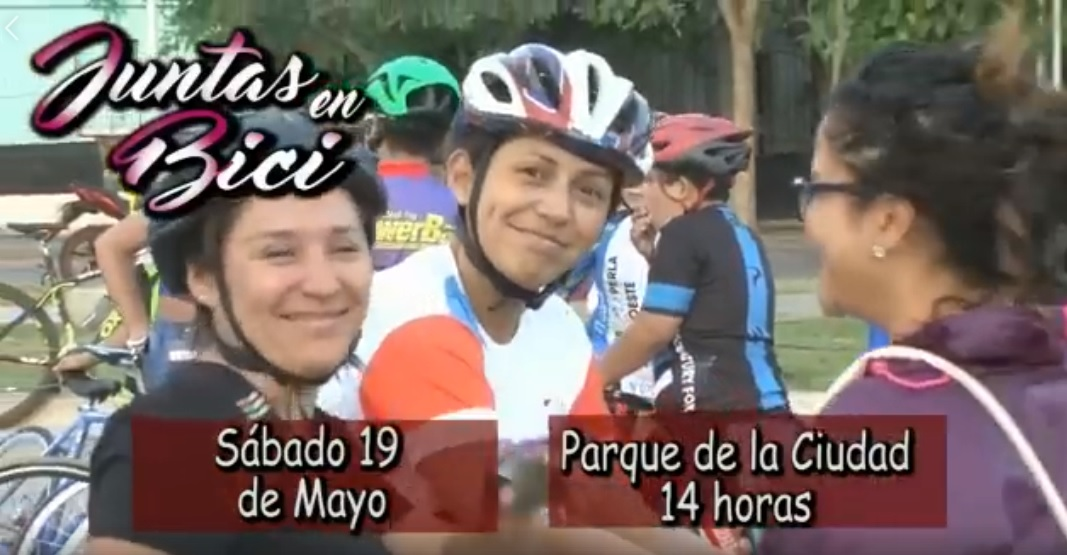 323 ciclistas del
