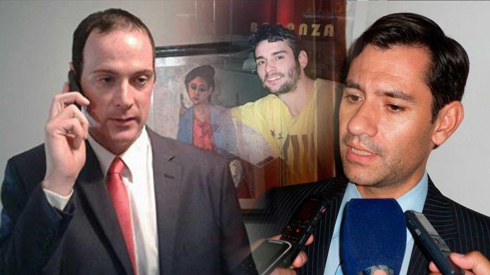 Caso Barazzutti: Conferencia de prensa Juez Torres y Fiscal Torres - Autopsia [VIDEO]