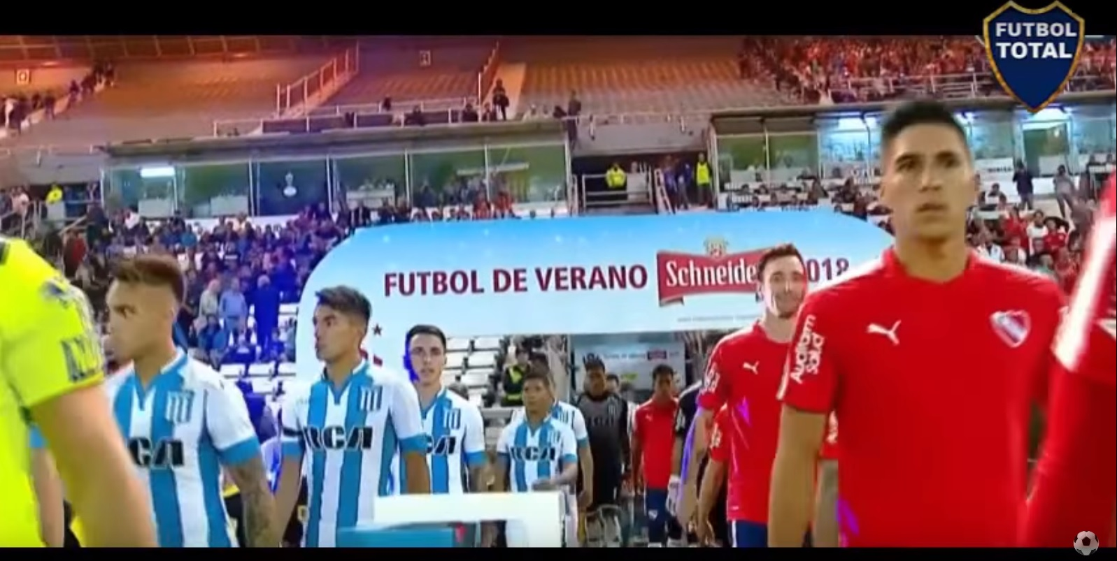 Independiente venció a Racing en el primer clásico de Avellaneda Resumen [VIDEO]