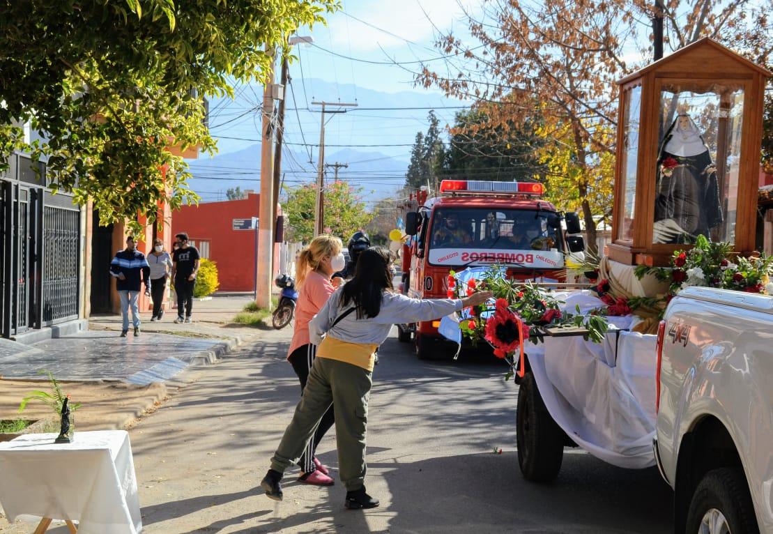 Día 4: Santa Rita renueva el compromiso de fe con su pueblo  [VIDEO]