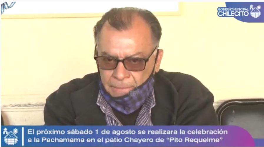 La Secretaria de Cultura acompaña la celebración a la Pachamama [VIDEO]
