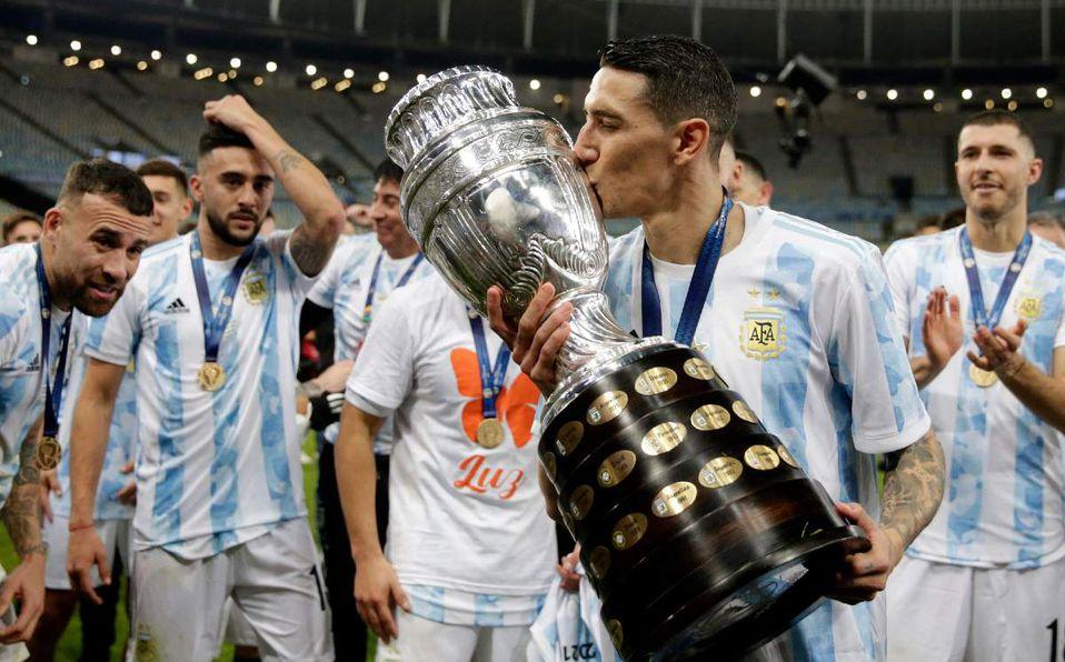 Di María, el héroe de Argentina: 'Messi me decía que era mi Final' [VIDEO]
