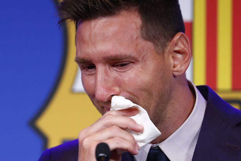 Messi: 'No estaba preparado para marcharme así' del Barcelona [VIDEO]